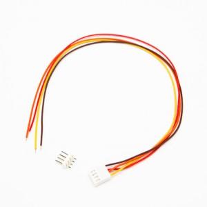4poli - Connettori MX254 con cavo AWG26