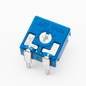 2,2 KOhm - Trimmer 10x10 a regolazione verticale